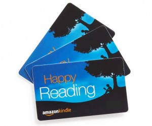 Amazon Gift card are available in our store